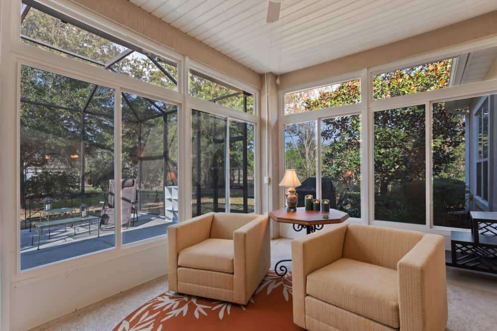 modern enclosed patio ideas 1