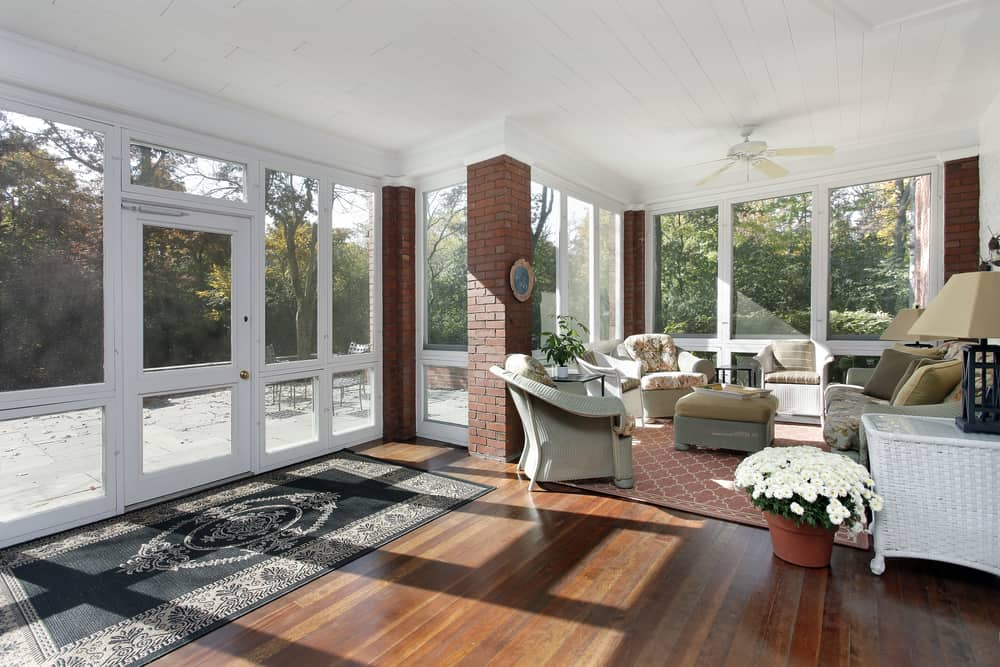 modern enclosed patio ideas 6
