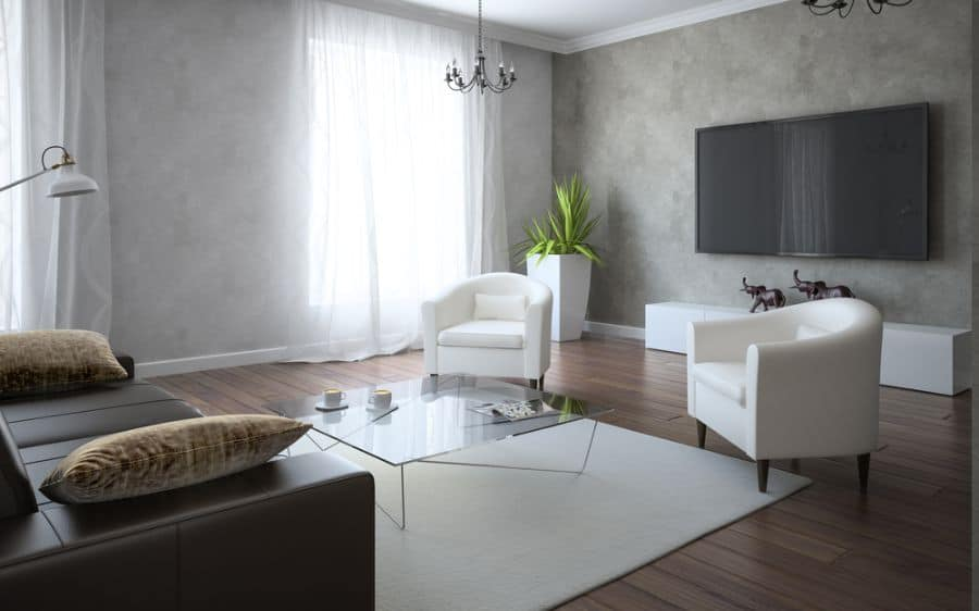 Modern Family Room Ideas 1