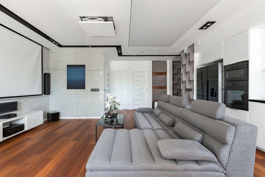 Modern Family Room Ideas 15