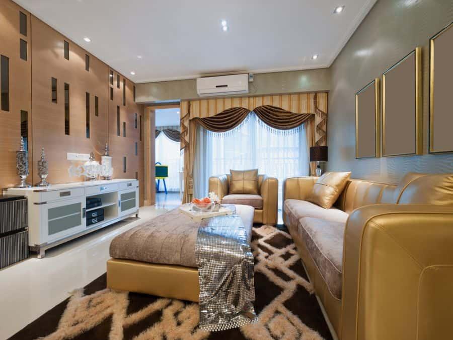 Modern Family Room Ideas 19