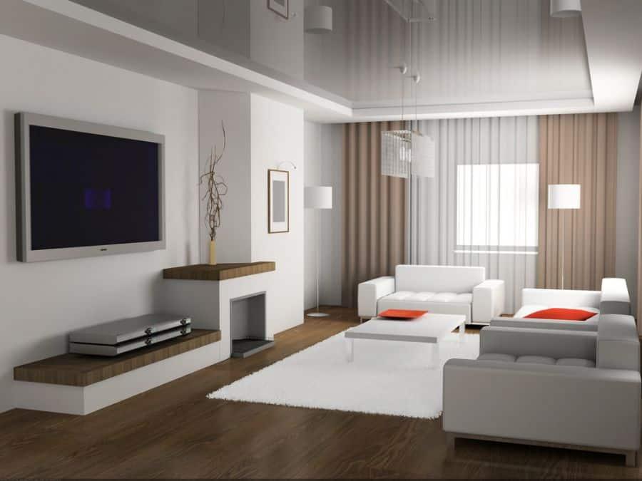 Modern Family Room Ideas 2