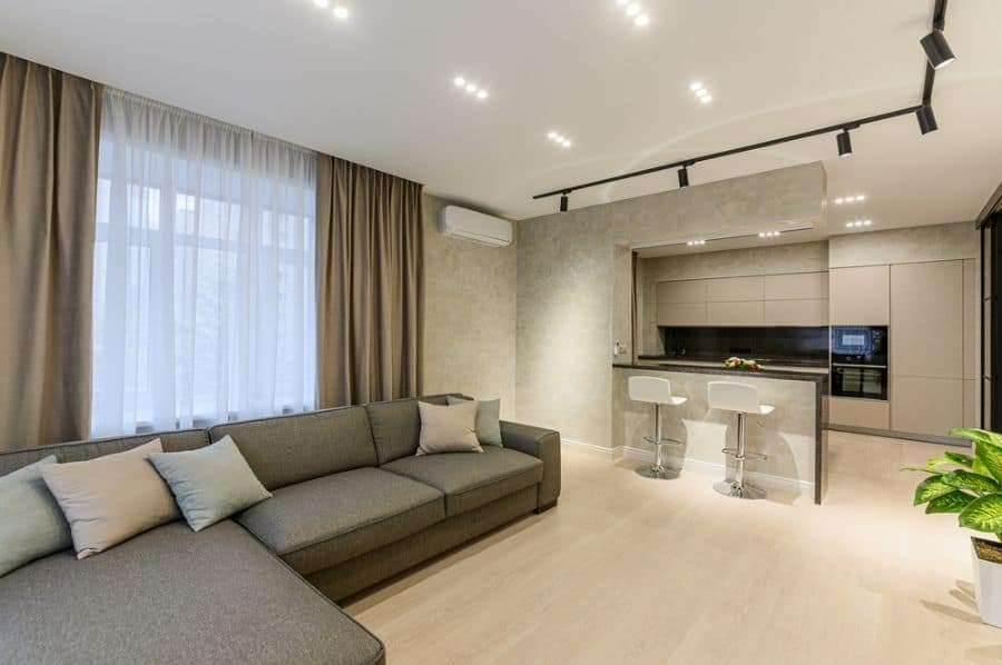 Modern Family Room Ideas 21