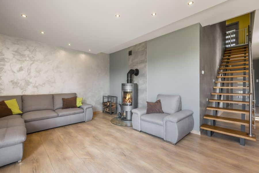 Modern Family Room Ideas 23