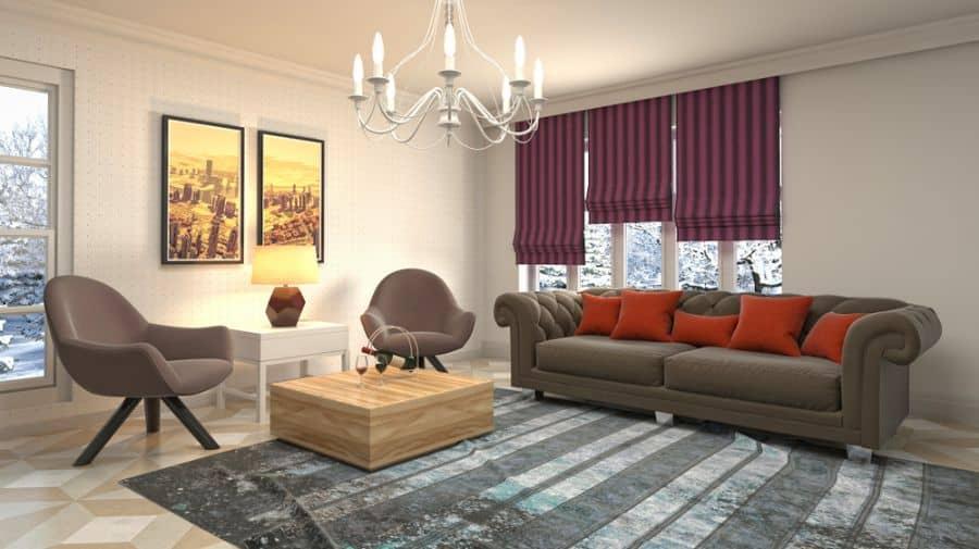 Modern Family Room Ideas 3
