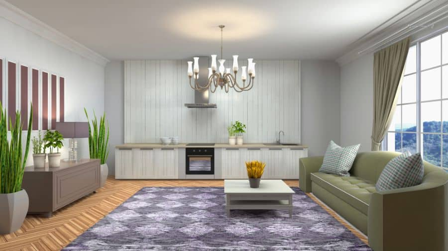 Modern Family Room Ideas 4