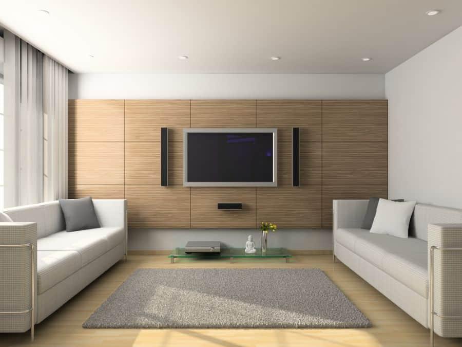 Modern Family Room Ideas 6