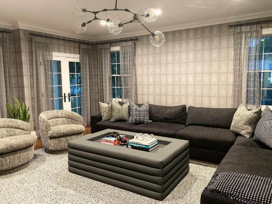 Modern Family Room Ideas Blakeandemilyinteriors