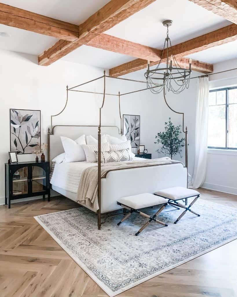 modern farmhouse bedroom ideas boulderparkfarmhouse