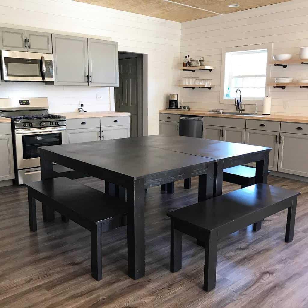 modern farmhouse kitchen ideas buildingabarndominium