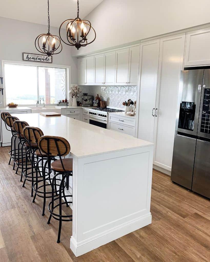 modern farmhouse kitchen ideas our.mountain.life