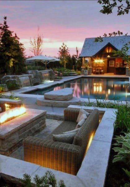 Modern Fire Pit Ideas