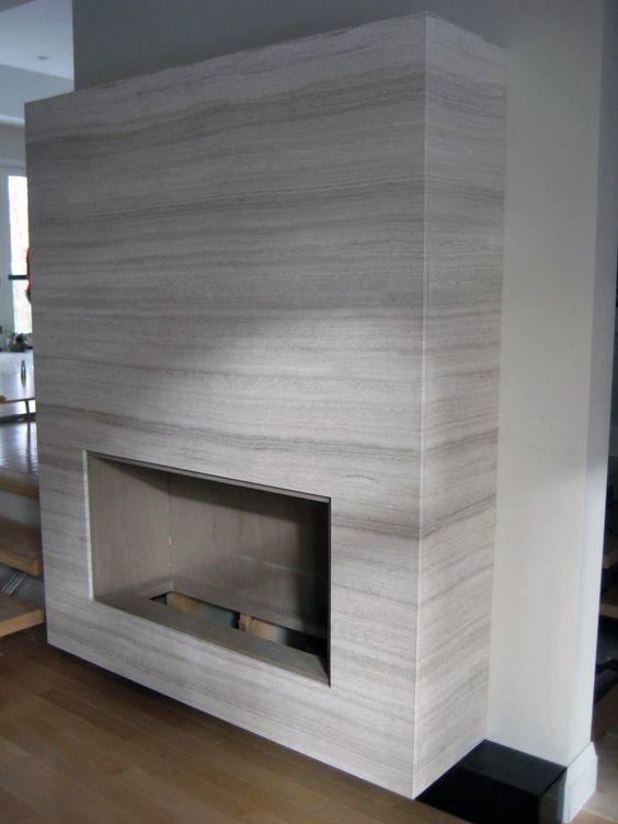 Modern Fireplace Design Inspiration