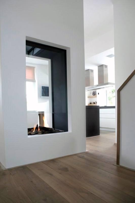 Modern Fireplace Room Design