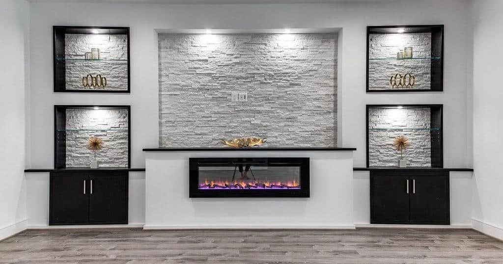 modern fireplace wall ideas designsbyalejandra