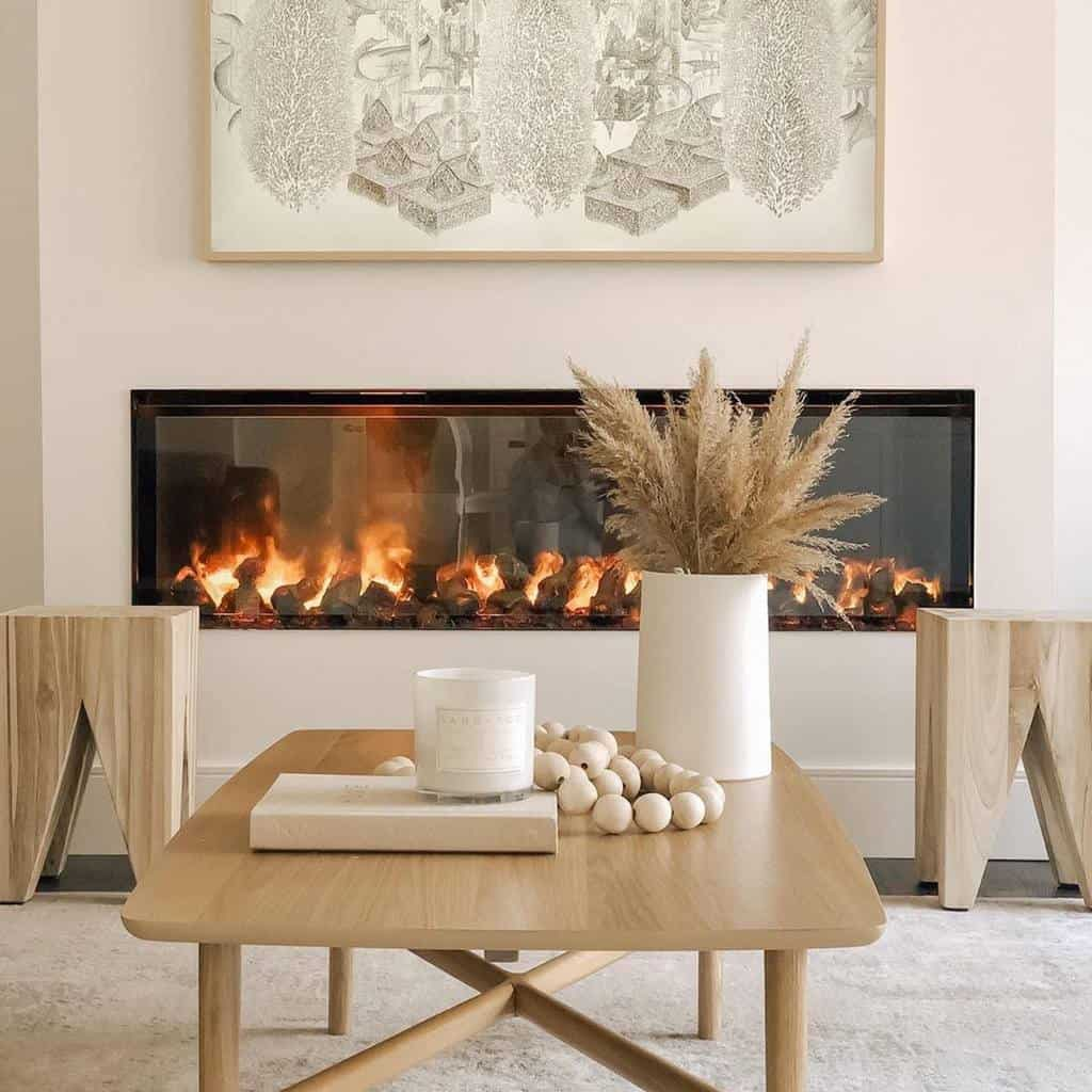 modern fireplace wall ideas modernblaze