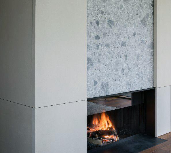Modern Fireplaces Ideas