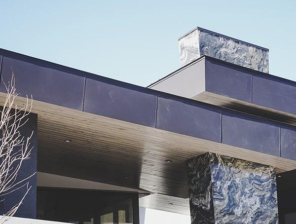 Modern Flat Roof Las Vegas Nevada 2019 New American Home