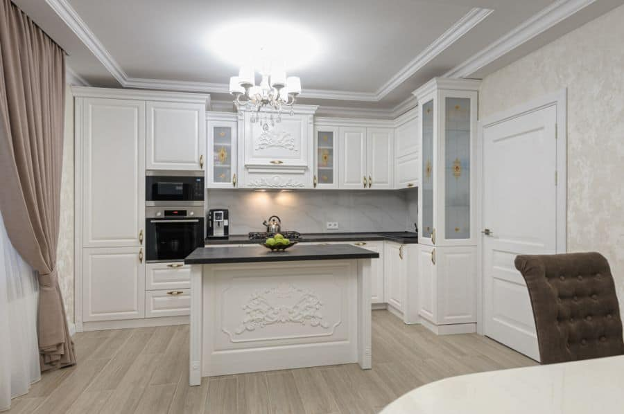 Modern French Country Kitchen 2