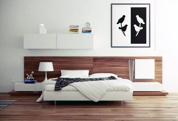 Modern Furniture For Men's Bedroom