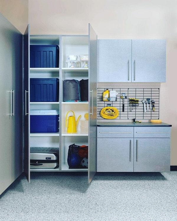Modern Garage Storage System Moderngaragefl