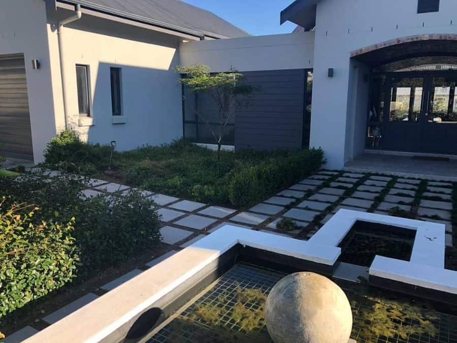 modern garden garden decor ideas boland_garden_solutions