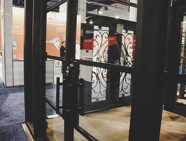 Modern Glass And Metal Doors Nahb 2019 Show