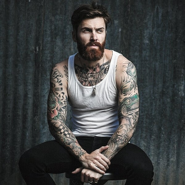 Modern Great Beard Style Ideas For Guys