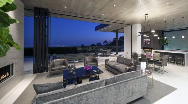 Modern Great Room Designs