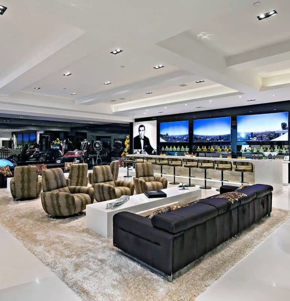 Modern Great Room Ideas