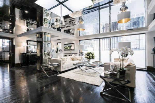 Modern Grey Living Room Ideas