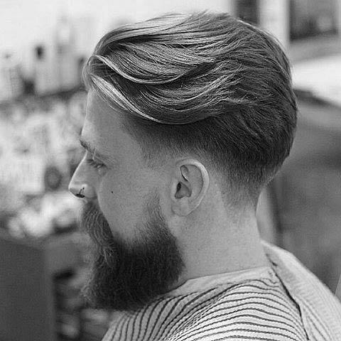 75 men's medium hairstyles for thick hair  manly cut ideas