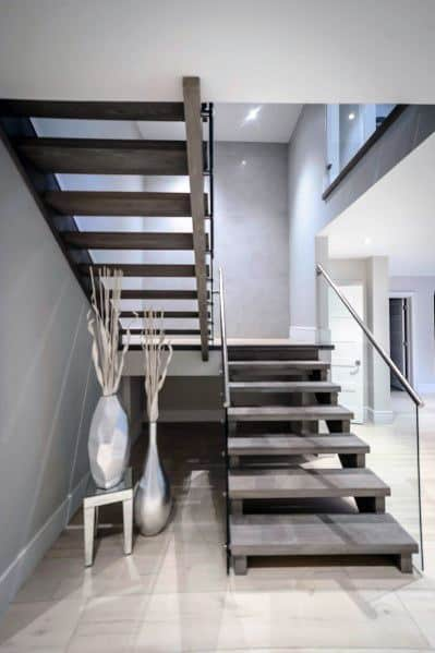 Modern Home Ideas Basement Stairs