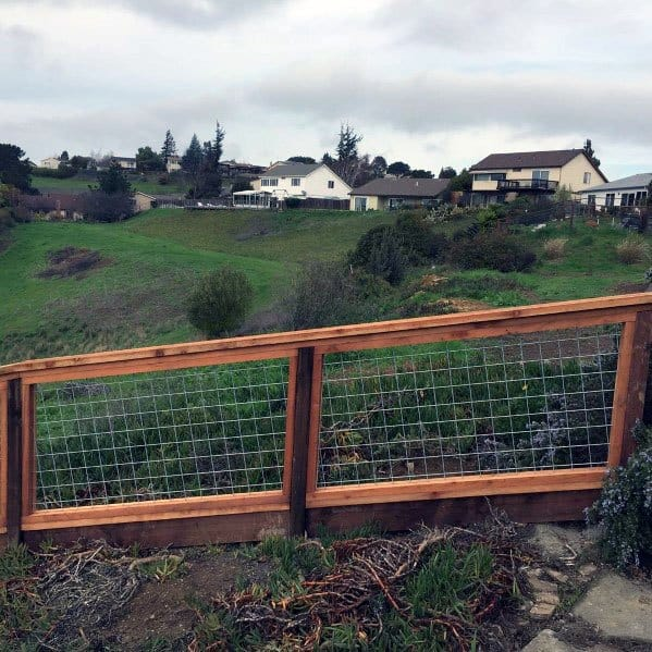 Top 60 Best Dog Fence Ideas - Canine Barrier Designs