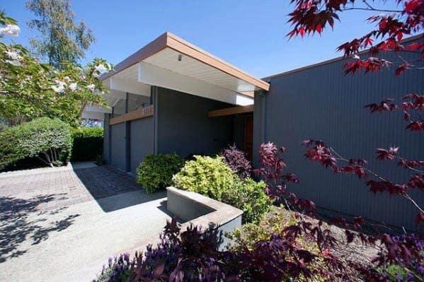 Modern Home Ideas House Paint Grey