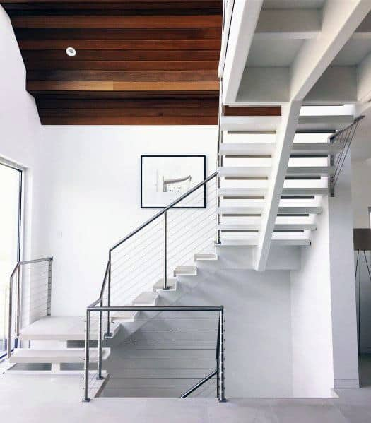 Modern Home Ideas Stair Railing