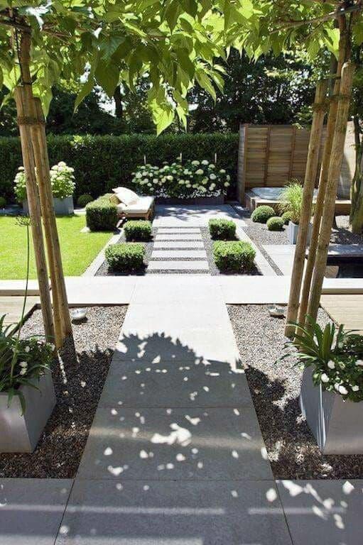 Modern House Landscaping