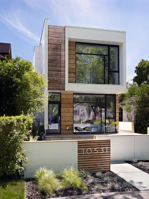 Modern House Modern Landscape Design
