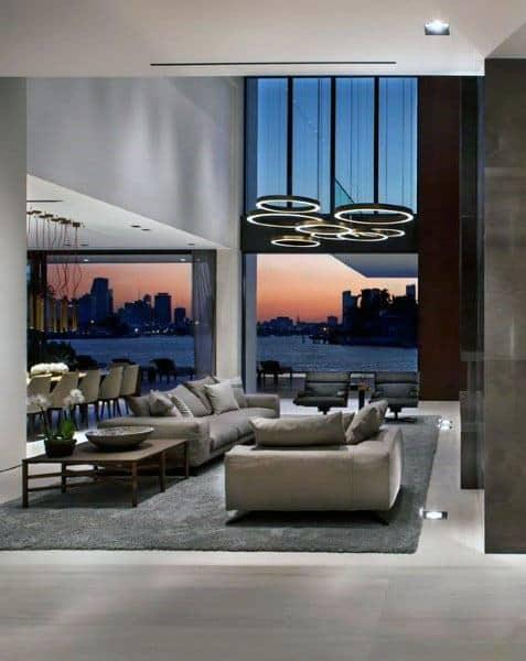 Modern Ideas For Living Room Design Inspiration