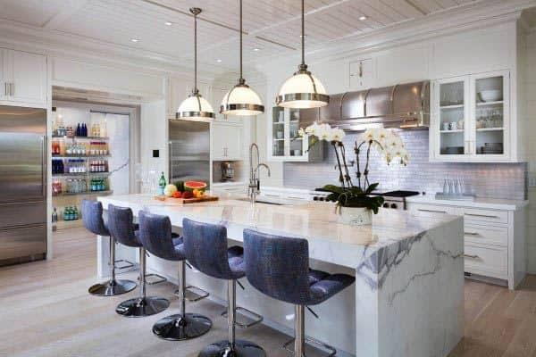 Modern Interiors Kitchen Ideas