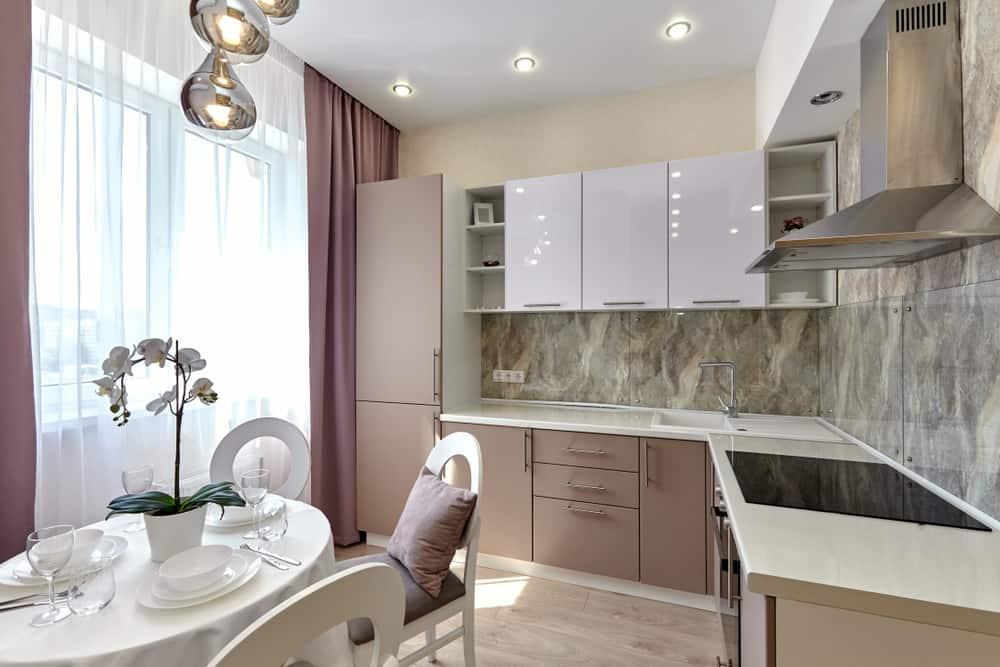 modern kitchen curtain ideas 1