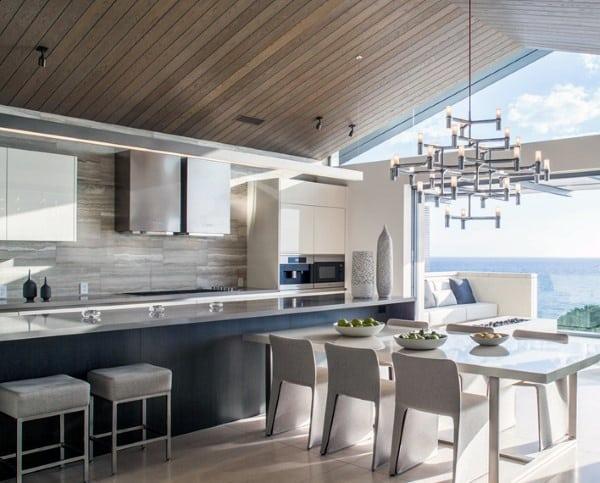 Modern Kitchen Dinning Room Combo Ideas