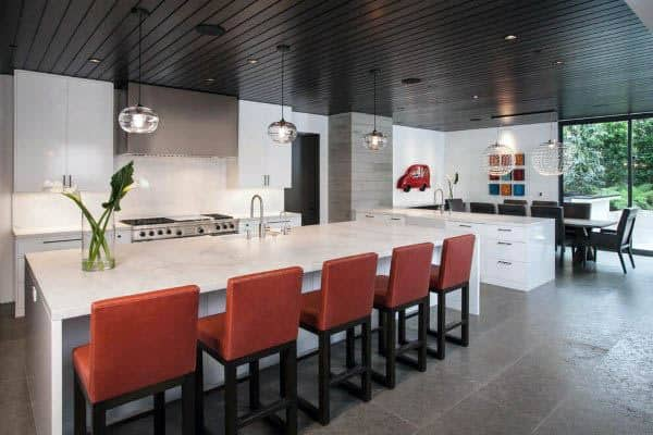 Modern Kitchen Island Ideas