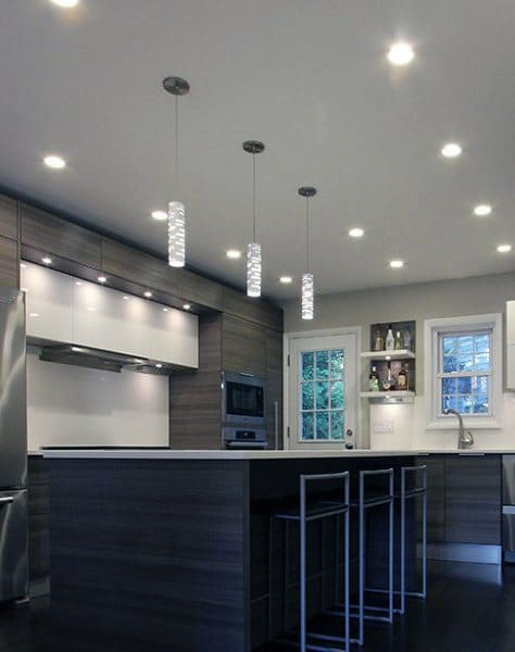 Modern Kitchen Island Seating Designs