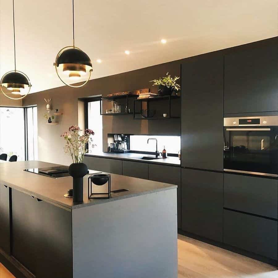 modern kitchen lighting ideas homedesignvision