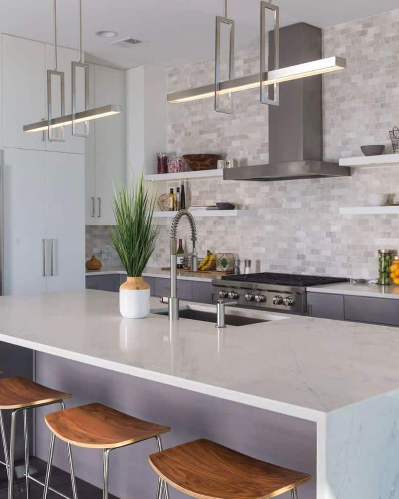 modern kitchen lighting ideas toddhillhomes