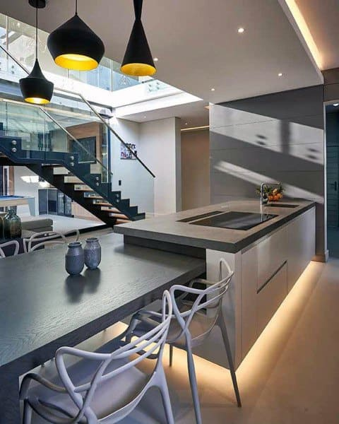 Modern Kitchen Lighting Ideas