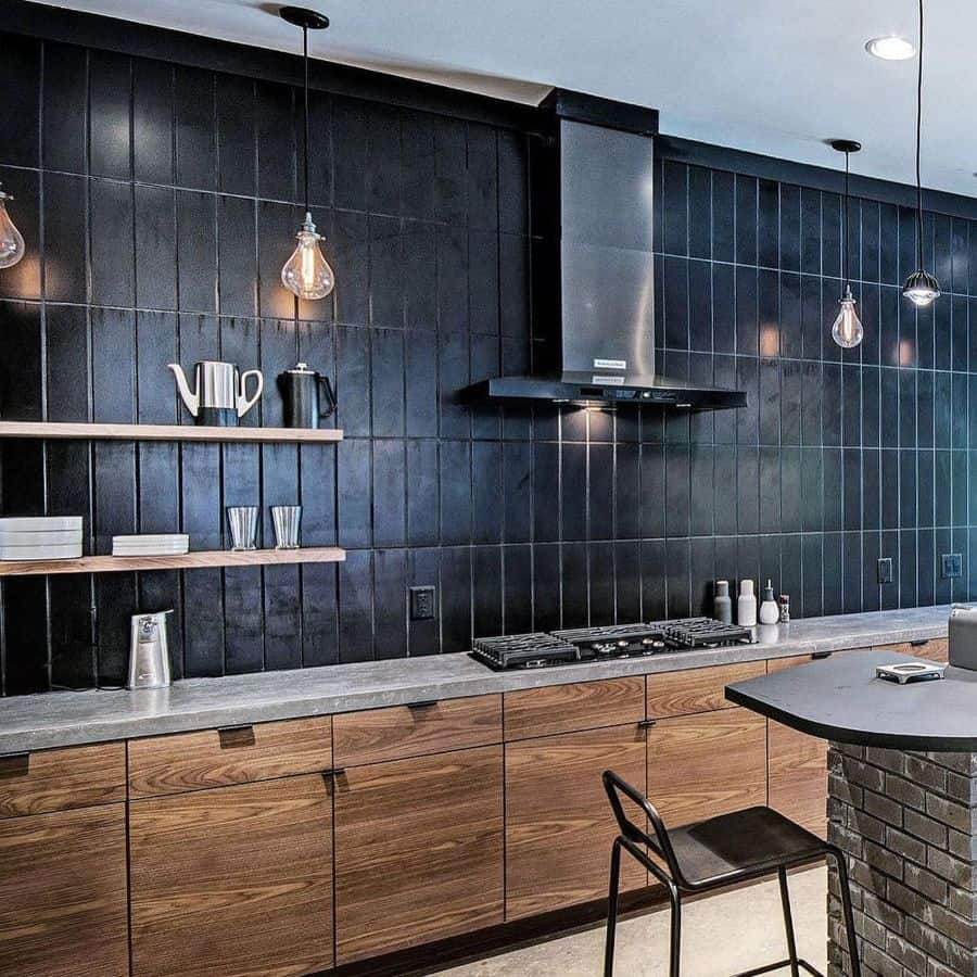 modern kitchen tile backsplash ideas one.tripledecor