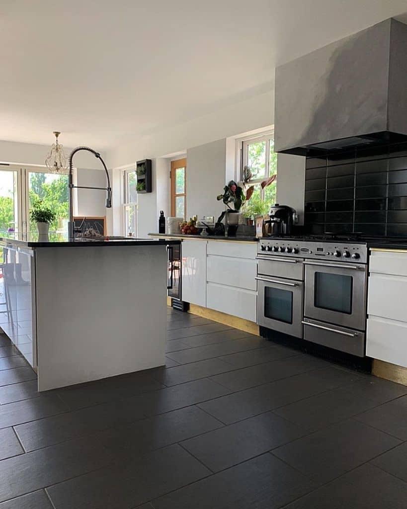 modern kitchen tile ideas dapperfranks