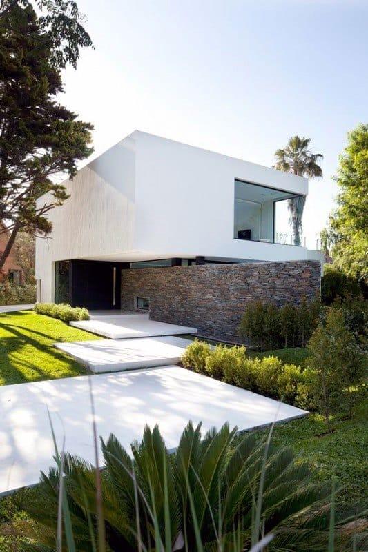 Modern Landscape Design Home